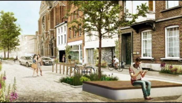 Ook Adegemstraat krijgt volwaardig fietspad bij heraanleg
