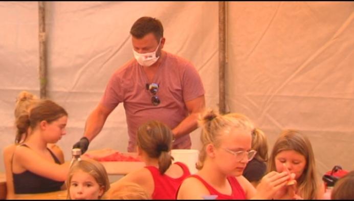 RTV helpt: Mee op kamp met de chiromeisjes uit Retie