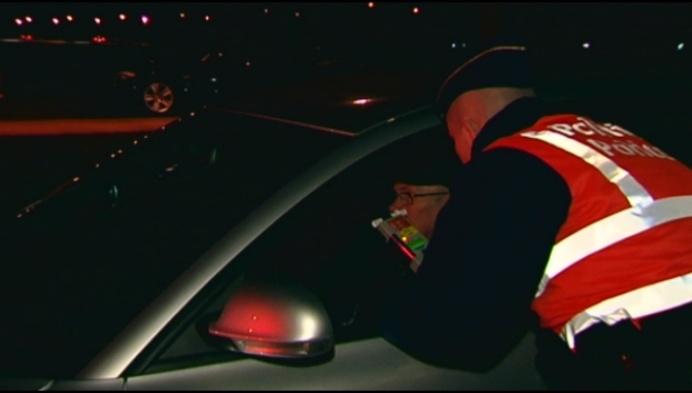 Ondanks corona en avondklok opvallend veel dronken bestuurders
