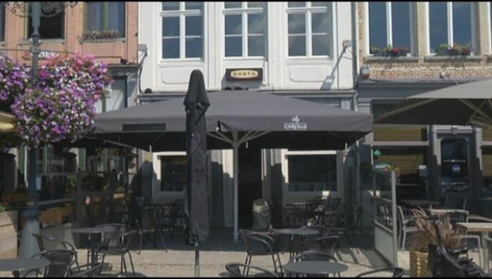 """Ondanks corona toch nieuw café op Grote Markt en daarmee """"Basta"""""""