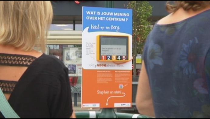 Heist-op-den-Berg bevraagt inwoners met coronaproof zuilen