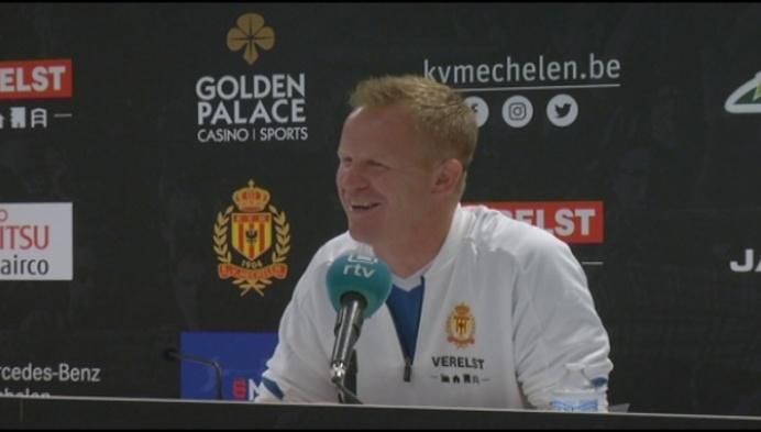 KV Mechelen kan tegen AA Gent rekenen op volledige spelerskern