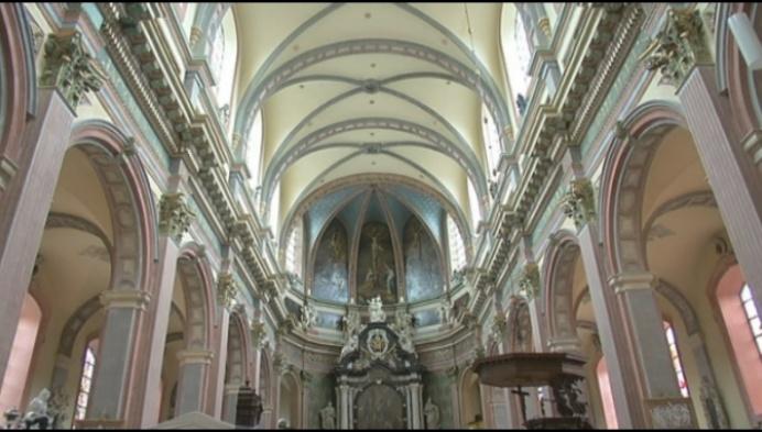Begijnhofkerk blikvanger tijdens Open Monumentendag in Mechelen