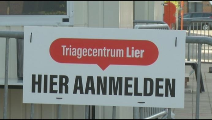 "Dokters in triagepost in Lier: ""Dringend nood aan extra hulp"""