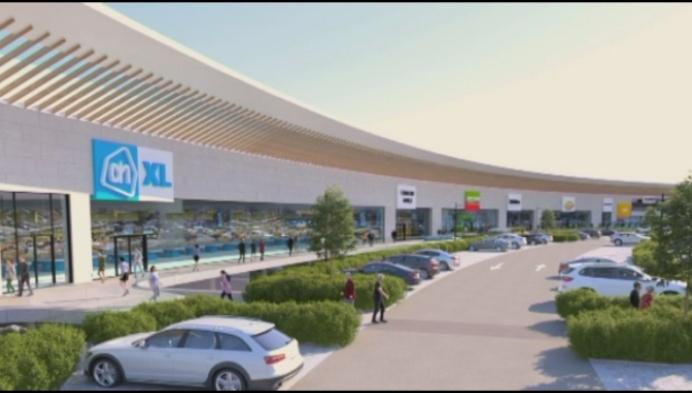 Naast Albert Heijn ook Jysk en Ava Papierwaren in nieuw shoppingpark