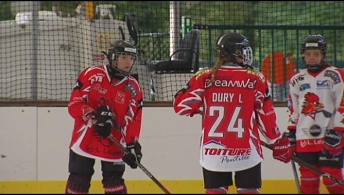 HYC girls: naar de ijshockeytop