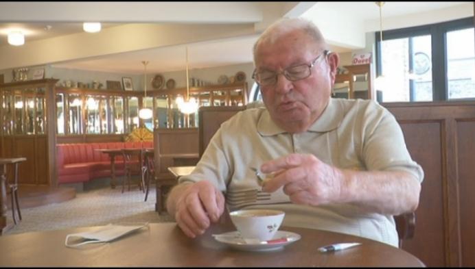"""Cafetaria seniorencentrum Bornem in retrostijl: """"Alles is oud, net als wij"""""""