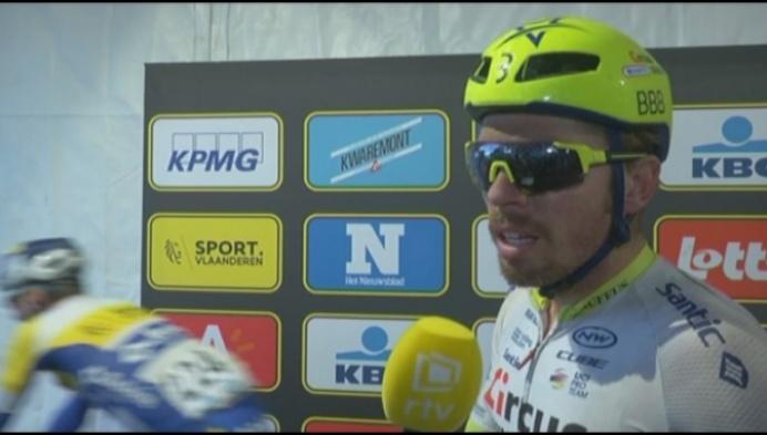 Dries Van Gestel, Frederik Frison en Boy Van Poppel over hún Ronde