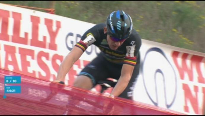 Toon Aerts wint Ethias cross in Beringen