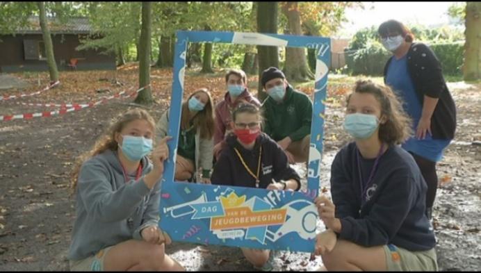 Bonheiden zet Dag van de Jeugdbeweging 'in the picture'