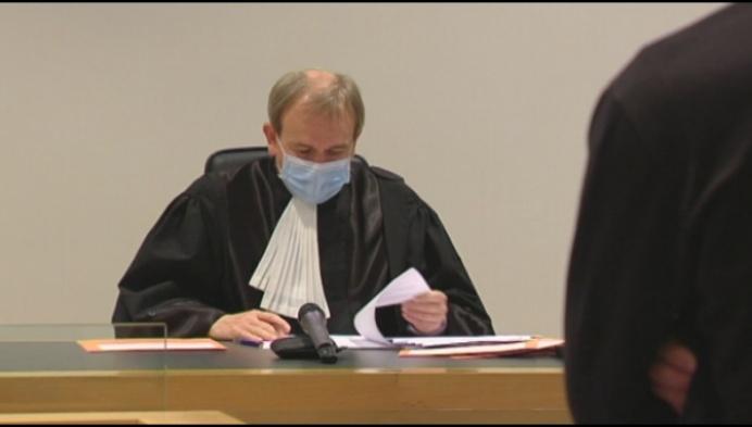 Amper beklaagden op eerste coronazitting in Turnhout