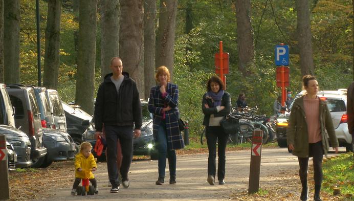 Herfstvakantie zorgt voor veel volk in Vrijbroekpark