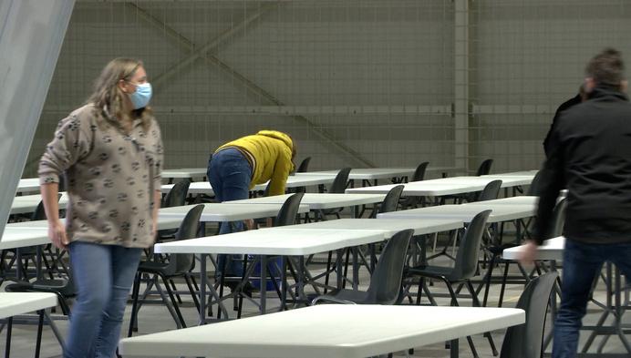 Hoogstraatse veilinghal wordt omgebouwd tot examencentrum