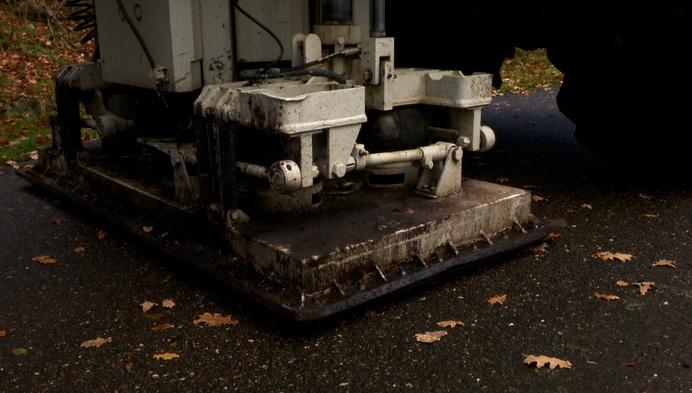 Trilwagens op zoek naar heet water in Olen en Herentals