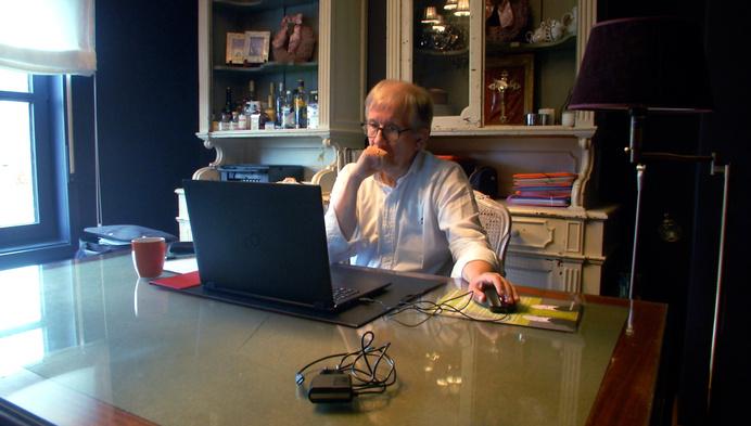 Paul Verbeeck viert 20ste verjaardag als burgemeester