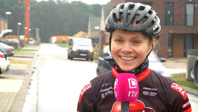 Kan Laura Verdonschot stunten op BK veldrijden?