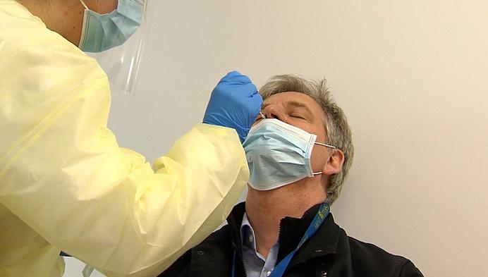 Corona-uitbraak in Heilig-Hartziekenhuis in Lier