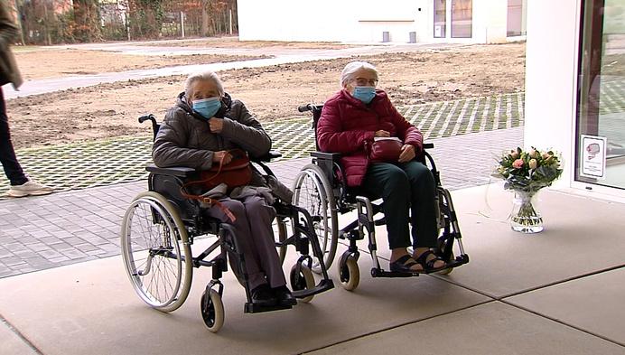 Eerste bewoners in gloednieuw Mechels woonzorgcentrum Rembertus