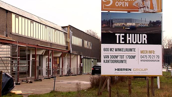 Gebouw E5 mode aan Turnhoutse ring krijgt facelift