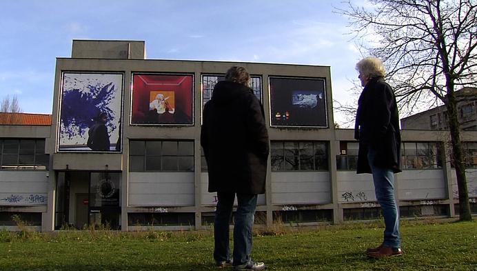 Turnhoutse Creative Factory brengt kunst naar buiten