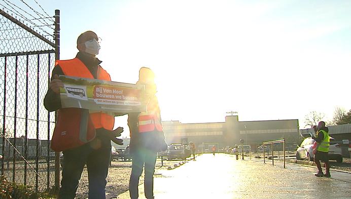 PVDA springt in de bres voor busbouwer Van Hool