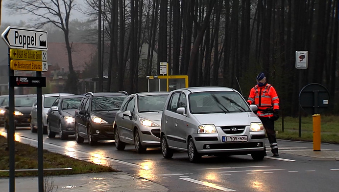 Al een 100-tal drugstoeristen betrapt tussen Tilburg en Turnhout