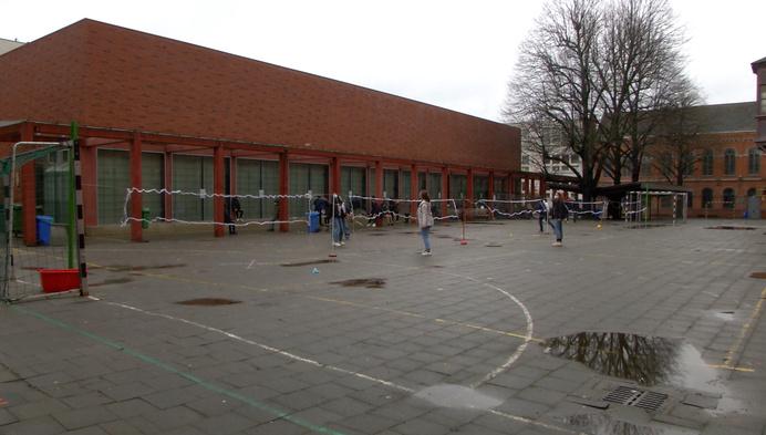 Bijna 1 miljoen euro subsidie voor renovatie Sint-Romboutscollege