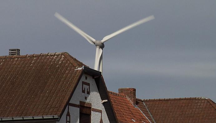 Buurt wil geen vierde windturbine aan AGC in Gompel