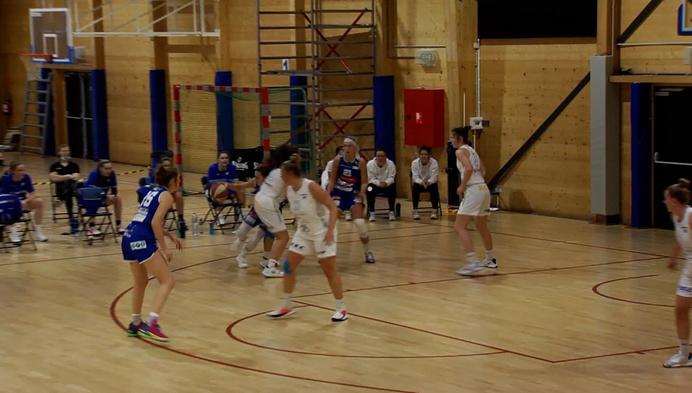 Streekderby in het vrouwenbasket: Kangoeroes Mechelen - Phantom Boom