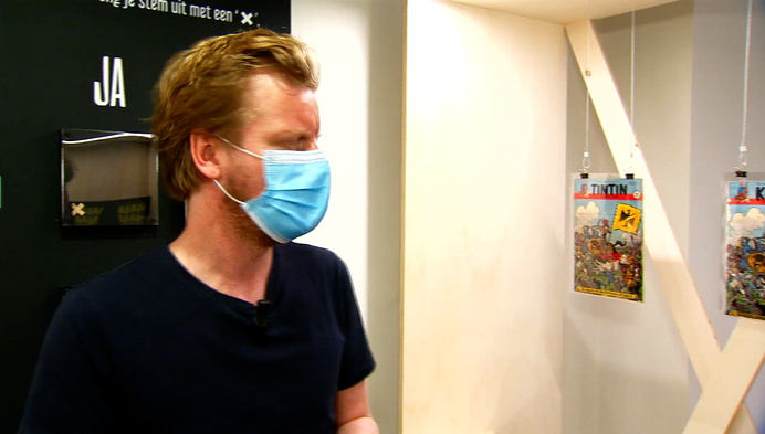Expo 'X-Censuur en Beeldcultuur' in Speelkaartenmuseum