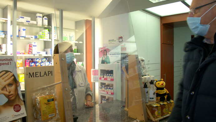 22 Goed-apotheken verkopen toch al zelftests vandaag