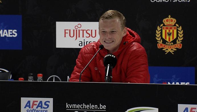 KV Mechelen houdt kansen voor play-off 2 gaaf