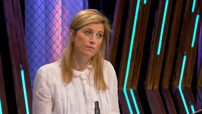 """Annelies Verlinden: """"Er komen controles bij heropening horeca."""""""