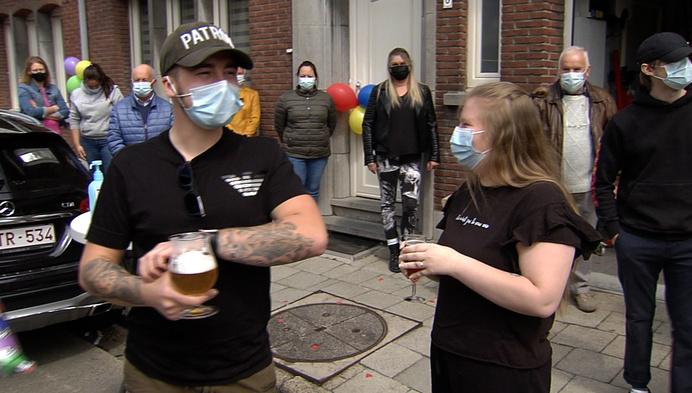 Koppel uit Turnhout terug thuis na zwaar motorongeval
