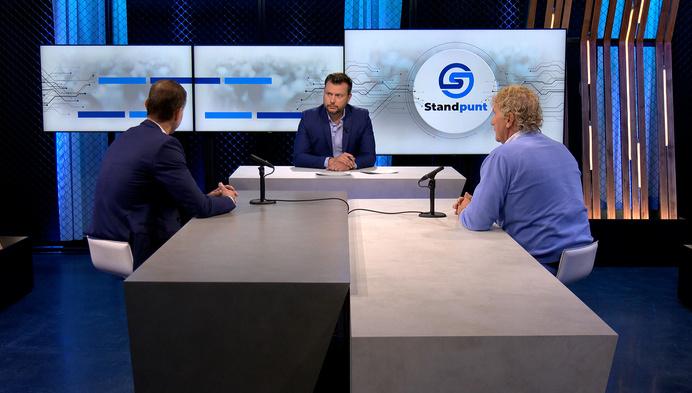 "Kristof Sas: ""Gesprekken om Rode Duivels toch nog 1 prik te geven voor EK."""
