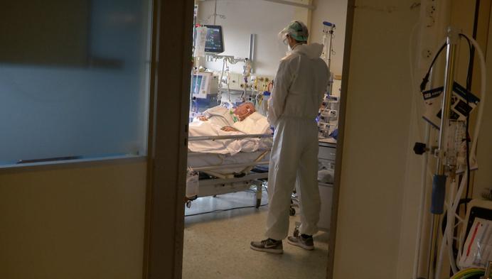 """Voorzichtigheid in ziekenhuis Lier: """"Ik zit dit weekend niet op terras"""""""
