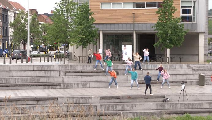 Studenten Thomas More maken online show om medestudenten te steunen