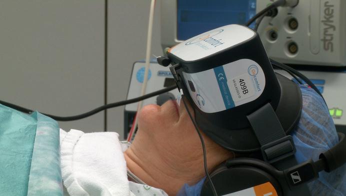 Heilig-Hartziekenhuis Lier gebruikt hypnose bij voetoperaties