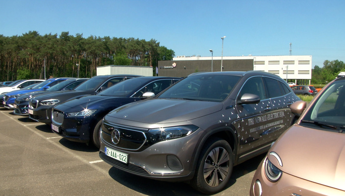 Olens bedrijf OTN organiseert eigen elektrische autosalon