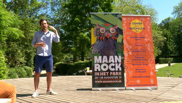 Toch festival, maar ietsje anders deze zomer: Maanrock in het park