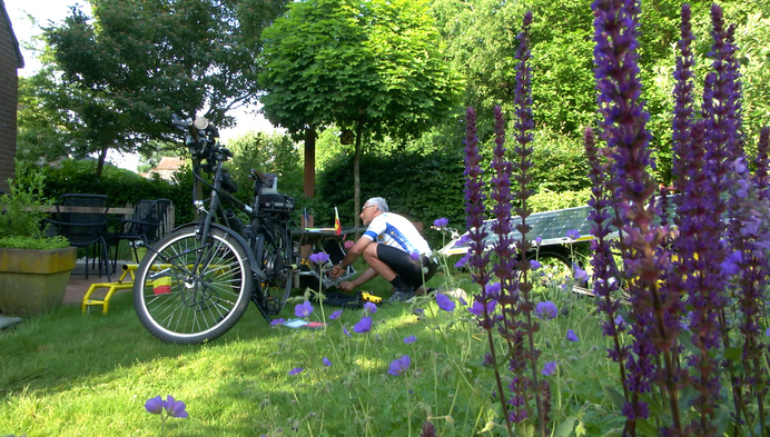 Klaar voor The Sun Trip: 10.000 km met fiets én zonnepanelen