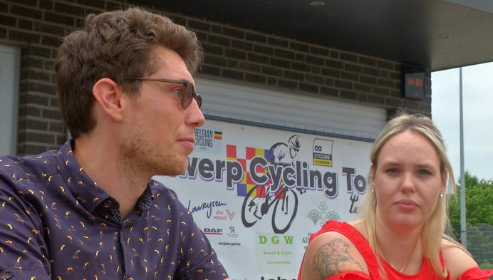 Stig Broeckx wordt peter van Antwerp Cycling Tour