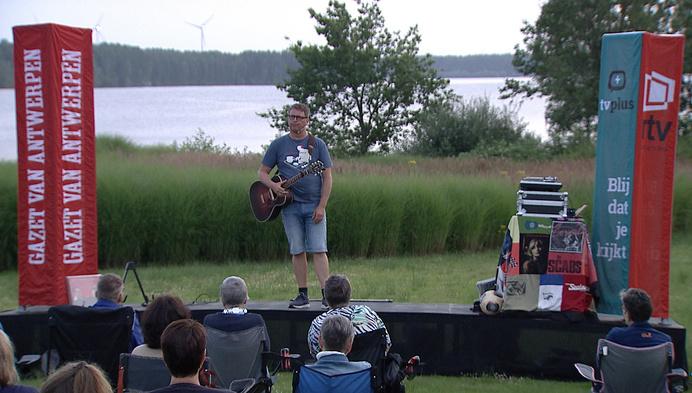 Piv Huvluv bezorgt 600 Mollenaars een heerlijke zomeravond