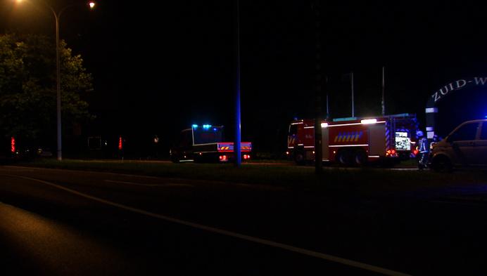 Onderzoek naar brandstichting bij brasserie Zuid-West in Lier