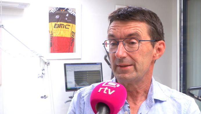 """Sportarts Jan Mathieu: """"14 dagen niet zwaar sporten na vaccin"""""""