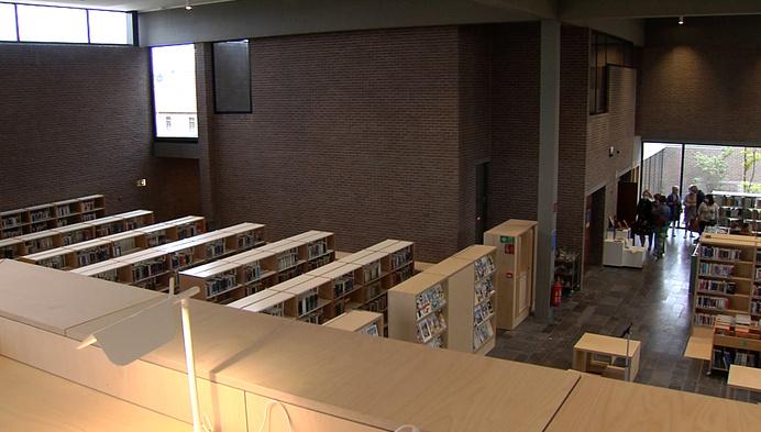 Oude Sint-Jozefkerk is nu de nieuwe bibliotheek van Vosselaar
