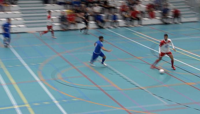 Real Elmos Herentals verliest eerste match in hal van Sport Vlaanderen
