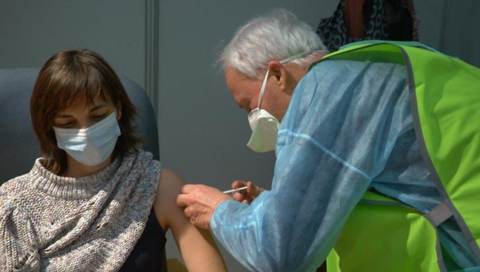 Meeste Kempense vaccinatiecentra langer open voor 65-plussers