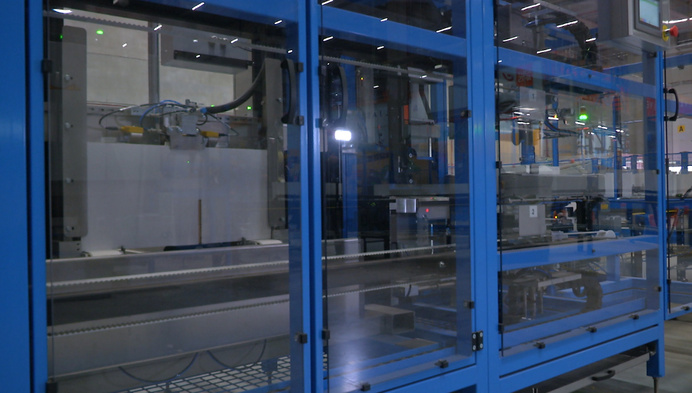 Nieuw logistiek centrum Bpost draait met robots én mensen