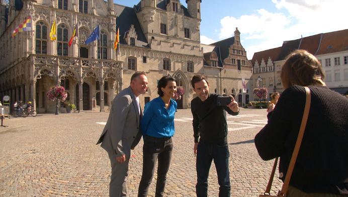 Schepenwissel in Mechelen: Marina wordt Rina